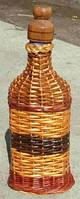 Декоративная бутылка для вина 2л