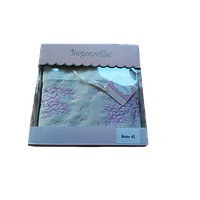 Махровое полотенце Begonville - Ruby 42 ekru-pembe (молочно-розовый) 50*90
