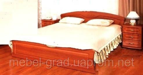 Кровать двухспальная КТ-660 Дженифер БМФ 160х200