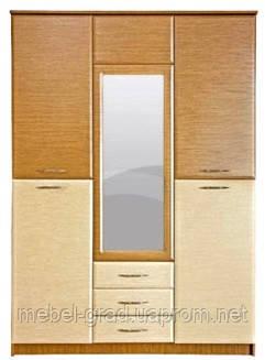 Шкаф 3х дверный Ш-1470 Верона БМФ