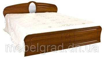Кровать двухспальная КТ-578 Афродита БМФ 160х200