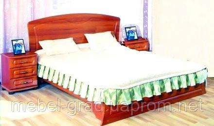 Кровать двухспальная КТ-659 Дженифер БМФ 160х200