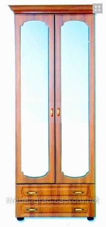 Шкаф 2х дверный Ш-1617 Дженифер БМФ