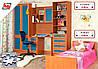 Детская комната Веселка БМФ (без кровати)