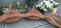 Декоративні кошики в асортименті ( набір), фото 1