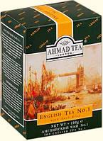 Чай  Ahmad Tea  40х2 English tea №1 б/н / 10шт