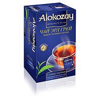 Чай Alokozay Tea 25конв чай чорний з бергамотом
