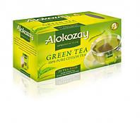 Чай Alokozay Tea  25*2 чай зелений