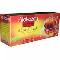 Чай Alokozay Tea  50*2 чай чорний