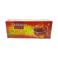 Чай  Alokozay Tea 25конв чай чорний