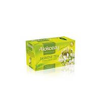 Чай  Alokozay Tea 25конв чай зелений з жасміном