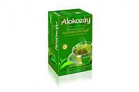 Чай  Alokozay Tea 25конв чай зелений з м'ятою Мароканський