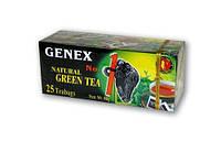 Дженекс зелен 20*1.5г б/н