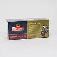 Чай  Riston Vintage Blend пак25*1.8 г