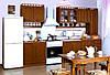 Кухня Карина с пеналом МДФ 2.0 м БМФ, фото 2