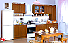 Кухня Карина с пеналом МДФ 2,6 м БМФ
