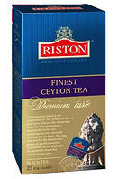 Чай  Riston Finest Ceylon 25*1.5 г с/я
