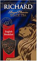 Чай Richard English Breacfast 90g чорн.байхов.дрібний