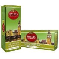 HYLEYS   25*2г Зеленый чай с ярл.