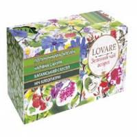 Чай LOVARE  зелений асорті  24*2гр