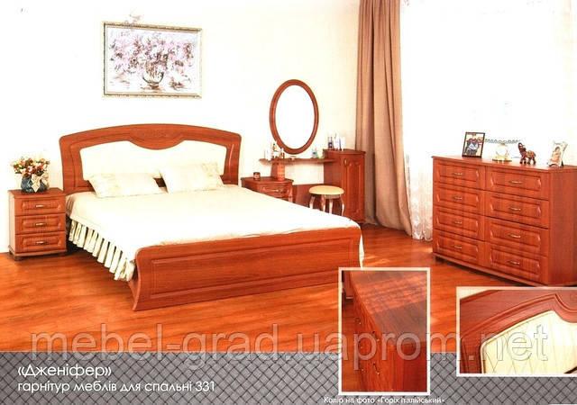Спальня Дженіфер БМФ