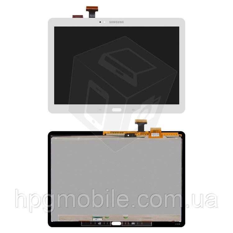 "Дисплей для Samsung Galaxy Note 10.1"" 2014 P600, P601, P605 (экран и сенсор), белый, оригинал"