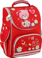 Рюкзак школьный каркасный KITE Popcorn Bear 501 (1-4 класс)