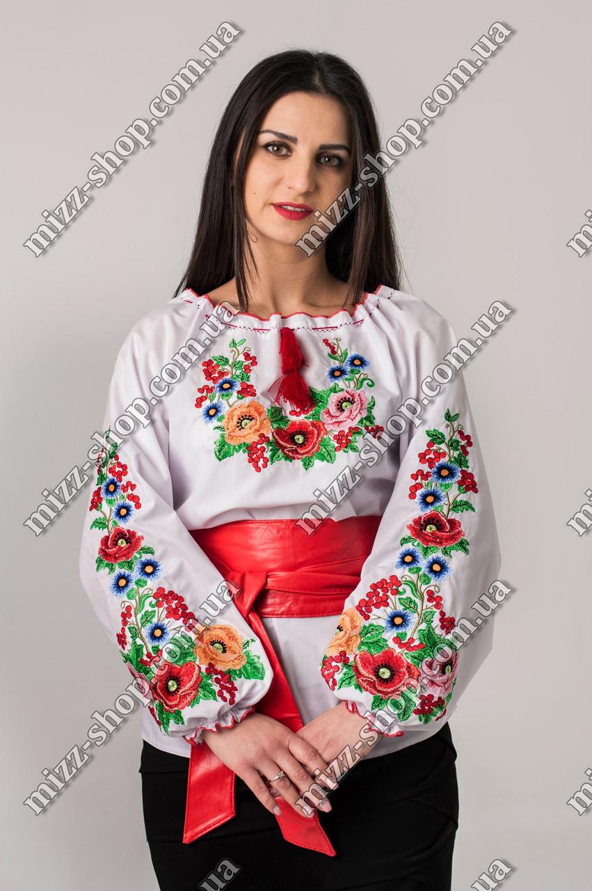 Женская стильная вышиванка. Вышиванка Берегиня