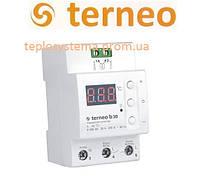 Терморегулятор  Terneo b 30 (на DIN-рейку), Украина