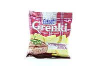 Гренки Флинт Пшеничные со вкусом запеченное мясо 70 гр.