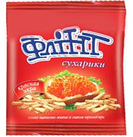 Сухарики ТМ Флинт красная икра 35 гр