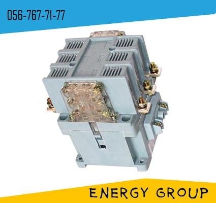 Контактор CJ40-160