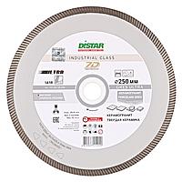 Круг алмазный Distar 1A1R Gres Ultra 250 мм отрезной алмазный диск по керамограниту и плитке, Дистар, Украина