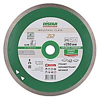 Круг алмазный Distar 1A1R Granite Premium 250 мм отрезной алмазный диск по граниту и керамограниту, Дистар