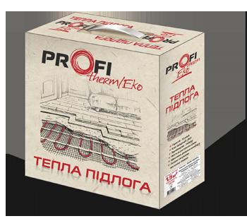Тонкий нагревательный кабель Profitherm Еко Flex под плитку, двужильный, фото 2