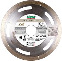 Круг алмазный Distar 1A1R Esthete 125 мм отрезной алмазный диск по керамической плитке, Дистар, Украина