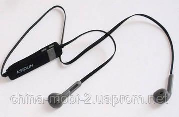 Бездротові навушники AD-022 СПОРТ Bluetooth + мікрофон + регулятор гучності, фото 2