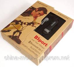 Бездротові навушники AD-022 СПОРТ Bluetooth + мікрофон + регулятор гучності, фото 3