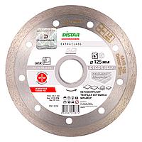 Круг алмазный Distar 1A1R Decor Slim 125 мм отрезной алмазный диск по керамической плитке, Дистар Украина