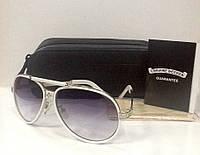 Очки Garantee солнцезащитные белые