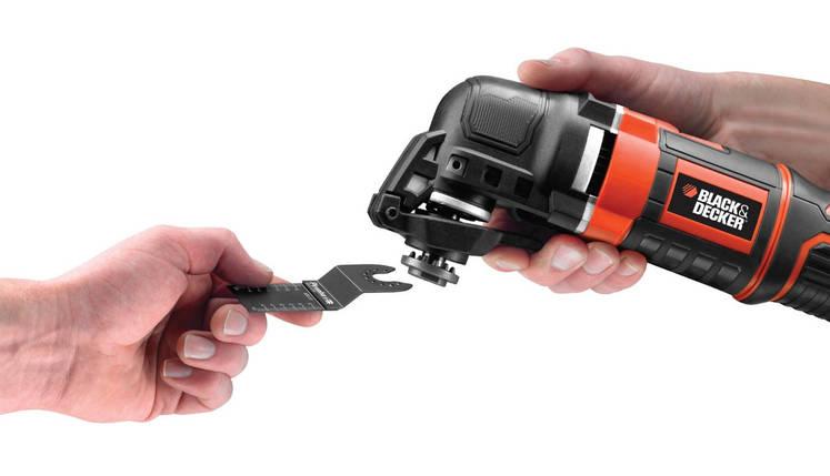 Многофункциональный инструмент реноватор Black&Decker  MT300KA, фото 2
