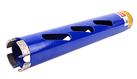 Сверло алмазное сегментное Distar 52 мм САСС-W 52х320-4xМ16 Бетон, коронка по бетону для дрели, Дистар