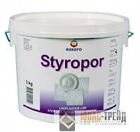 Styropor (Эскаро ТМ) Клей для потолочных плитокn 3 кг