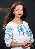 Жіноча вишита блуза