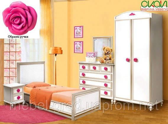 Детская комната Фиерия (Роза) Скай