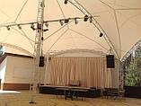 Тентовая конструкция для проведения мероприятия, фото 3