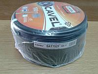 Коаксиальный кабель CAVEL SAT 752F 75 Ом (Бухта 100м)