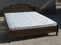 Кровать из дерева Радуга