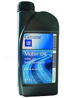 Моторное масло GM 10w-40 полусинтетика 2л