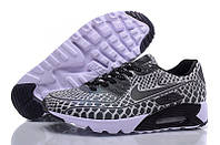 Кроссовки мужские Nike Air Max 90 Light Reflection Grey (найк аир макс 90)